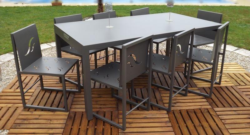 Best Salon De Jardin Metal Epoxy Photos - Amazing House Design ...