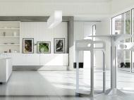 mobilier m tallique table. Black Bedroom Furniture Sets. Home Design Ideas